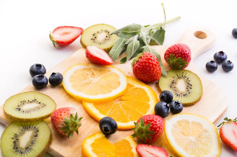 乾癬と果物
