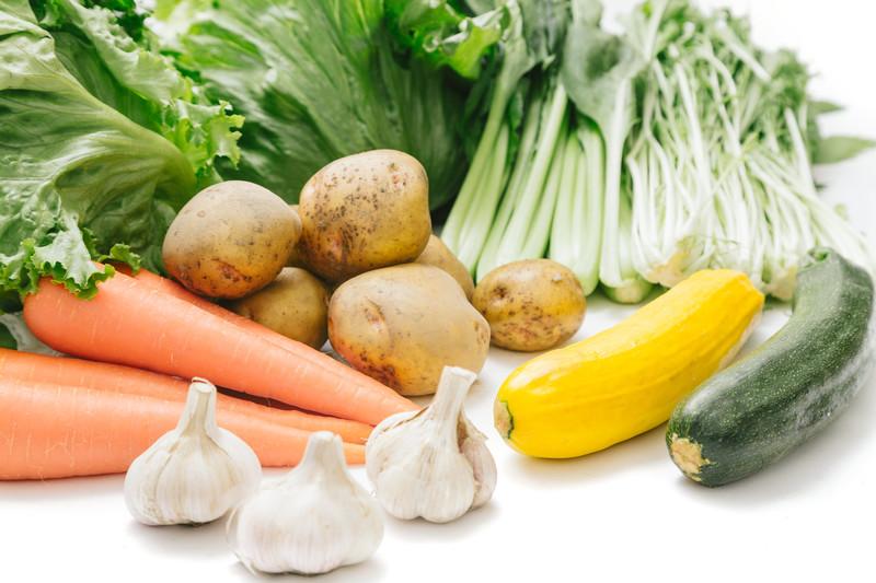 酸性とアルカリ性の体質と食物