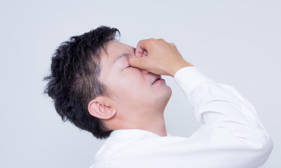 目とまぶたの乾癬